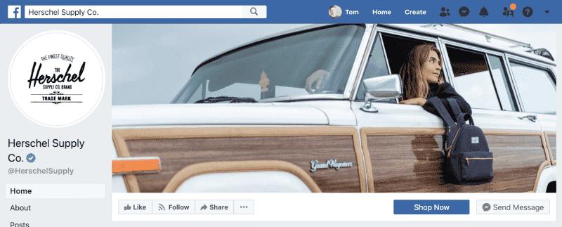 как сделать фото обложку на фейсбуке