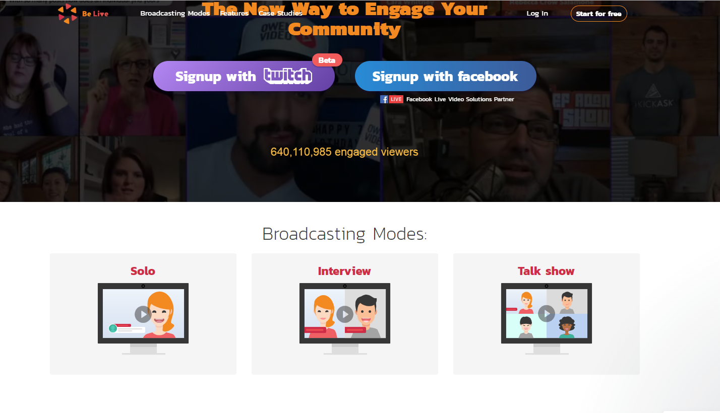 Popular Live streaming services review